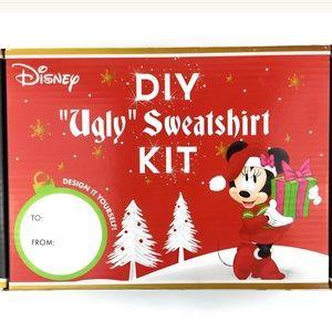 Disney DIY Ugly Sweatshirt Minnie Mouse Craft Kit